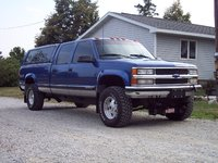Picture of 1997 Chevrolet C/K 3500 Crew Cab 4WD, exterior, gallery_worthy