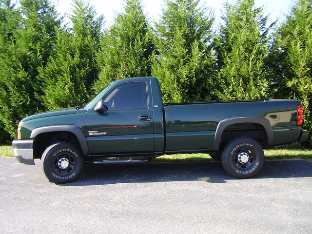 2004 chevrolet silverado 2500hd other pictures cargurus. Black Bedroom Furniture Sets. Home Design Ideas