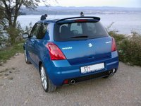 Picture of 2007 Suzuki Swift, gallery_worthy