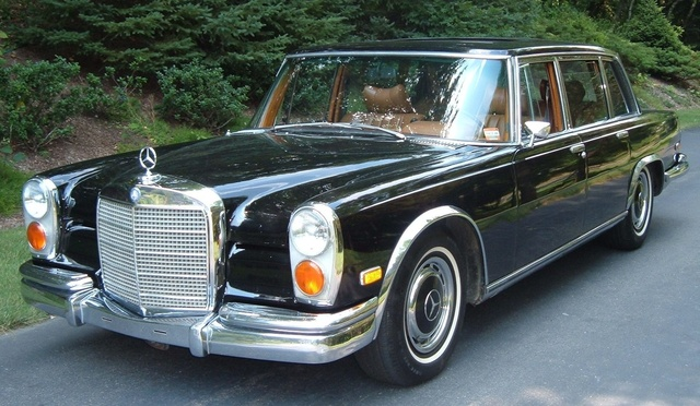 Picture of 1992 Mercedes-Benz 600-Class 4 Dr 600SEL Sedan, exterior