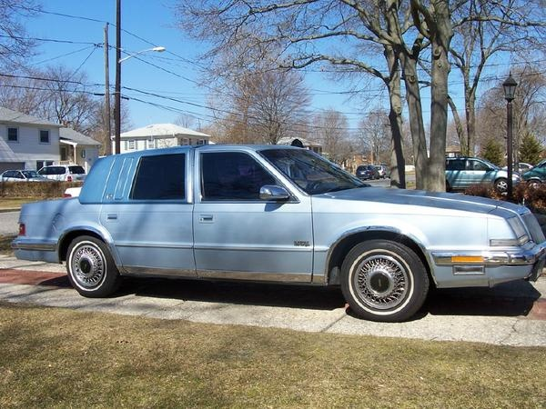 Picture of 1992 Chrysler Imperial 4 Dr STD Sedan, gallery_worthy