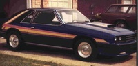 1979 Mercury Capri picture