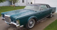1970 Lincoln Continental picture