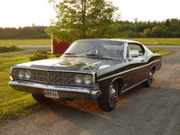 1968 Ford Galaxie Overview