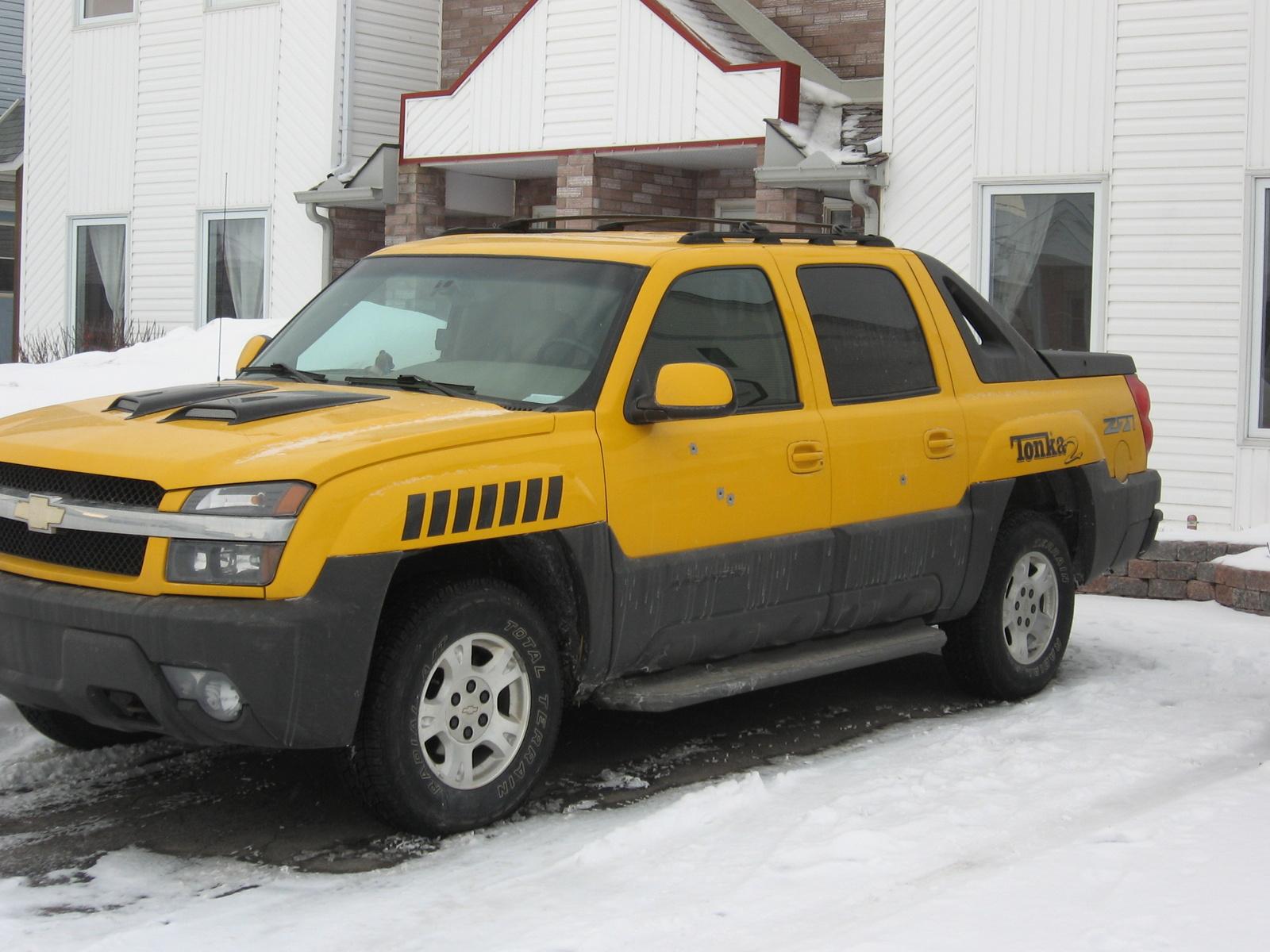 Chevrolet Avalanche Dr Z Wd Crew Cab Sb Pic