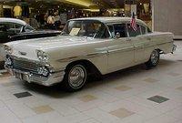 1958 Chevrolet Biscayne, exterior