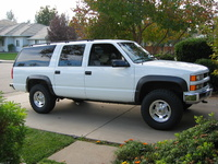 1997 Chevrolet Suburban Overview