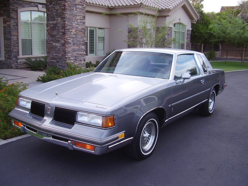 1988 oldsmobile cutlass supreme other pictures cargurus for 87 cutlass salon