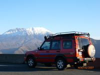 2004 Land Rover Discovery G4 Edition picture