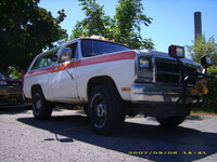 Picture of 1992 Dodge Ramcharger 2 Dr 150 LE 4WD SUV