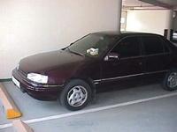1993 Hyundai Elantra Overview