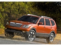 2009 Kia Borrego Picture Gallery