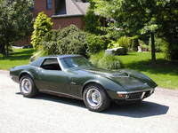 1972 Chevrolet Corvette Coupe picture, sweet, ride