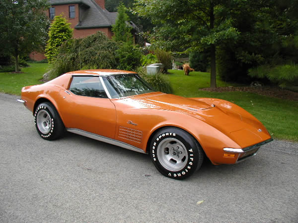 Picture of 1972 Chevrolet Corvette Coupe, gallery_worthy