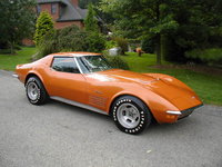 1972 Chevrolet Corvette Coupe picture