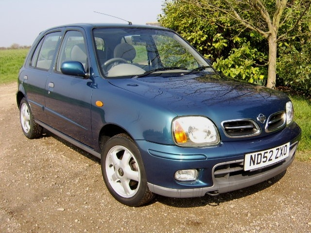 Picture of 2003 Nissan Micra