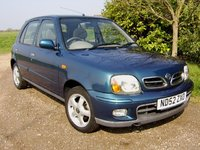 2003 Nissan Micra Overview