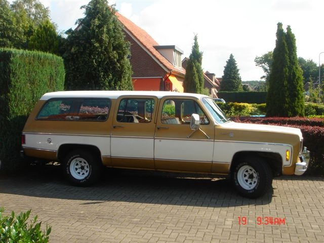 Nicky1969's 1976 Chevrolet Suburban, gallery_worthy