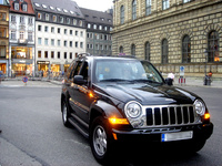 2007 Jeep Liberty Limited picture