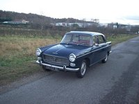 1964 Peugeot 404 Overview