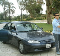 Picture of 1996 Hyundai Elantra 4 Dr GLS Sedan