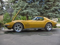 1971 Chevrolet Corvette Coupe picture, exterior