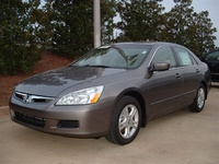 2007 Honda Accord EX, 2007 Honda Accord 4 Dr EX picture, exterior