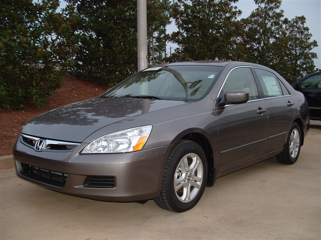 2007 Honda Accord 4 Dr EX picture