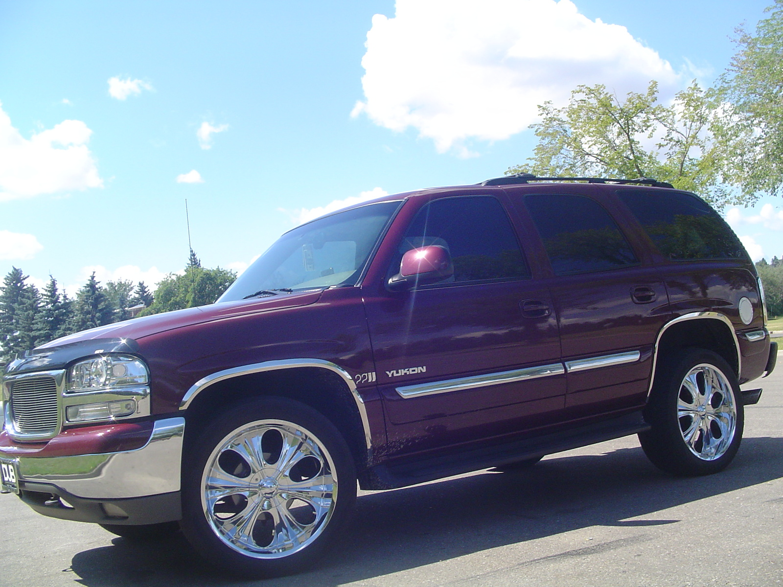 2000 GMC Yukon picture