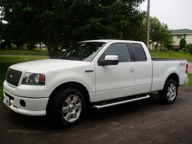 2007 ford f 150 pictures cargurus. Black Bedroom Furniture Sets. Home Design Ideas