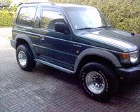 picture of 1998 mitsubishi pajero - Mitsubishi Montero 1998