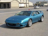 2001 Lotus Esprit Overview