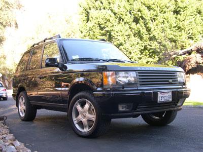 2002 Land Rover Range
