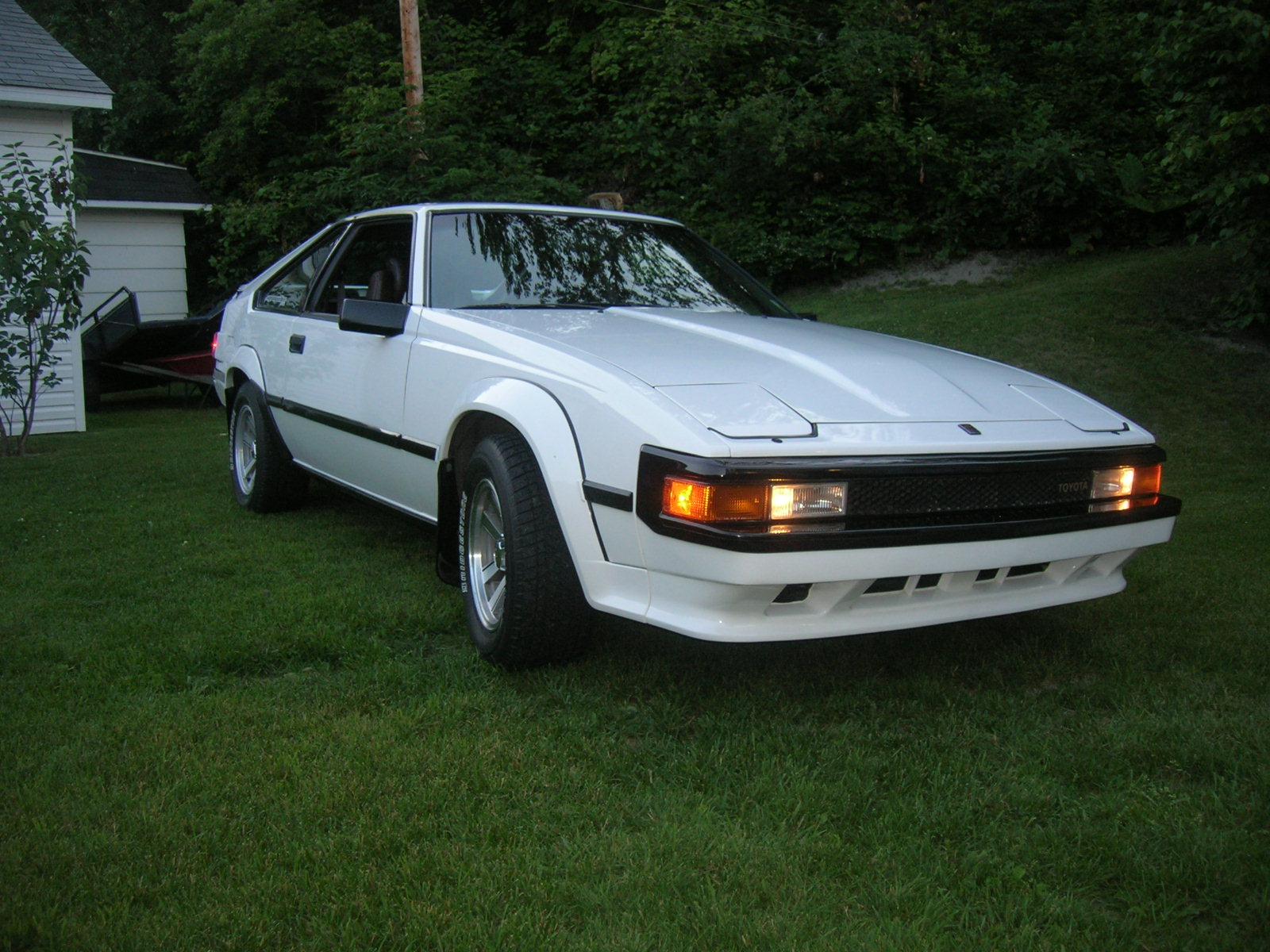 1986 Toyota Supra Pictures Cargurus