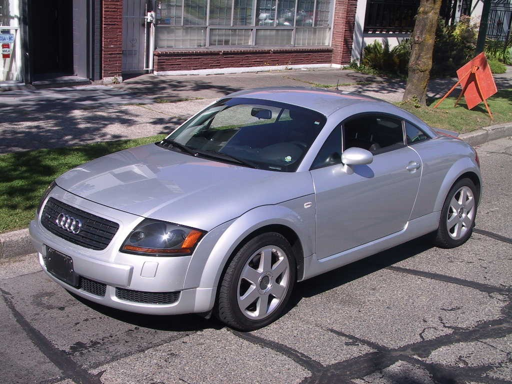 2001 Audi Tt Other Pictures Cargurus