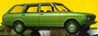1981 FIAT 132, Only a prototype, gallery_worthy