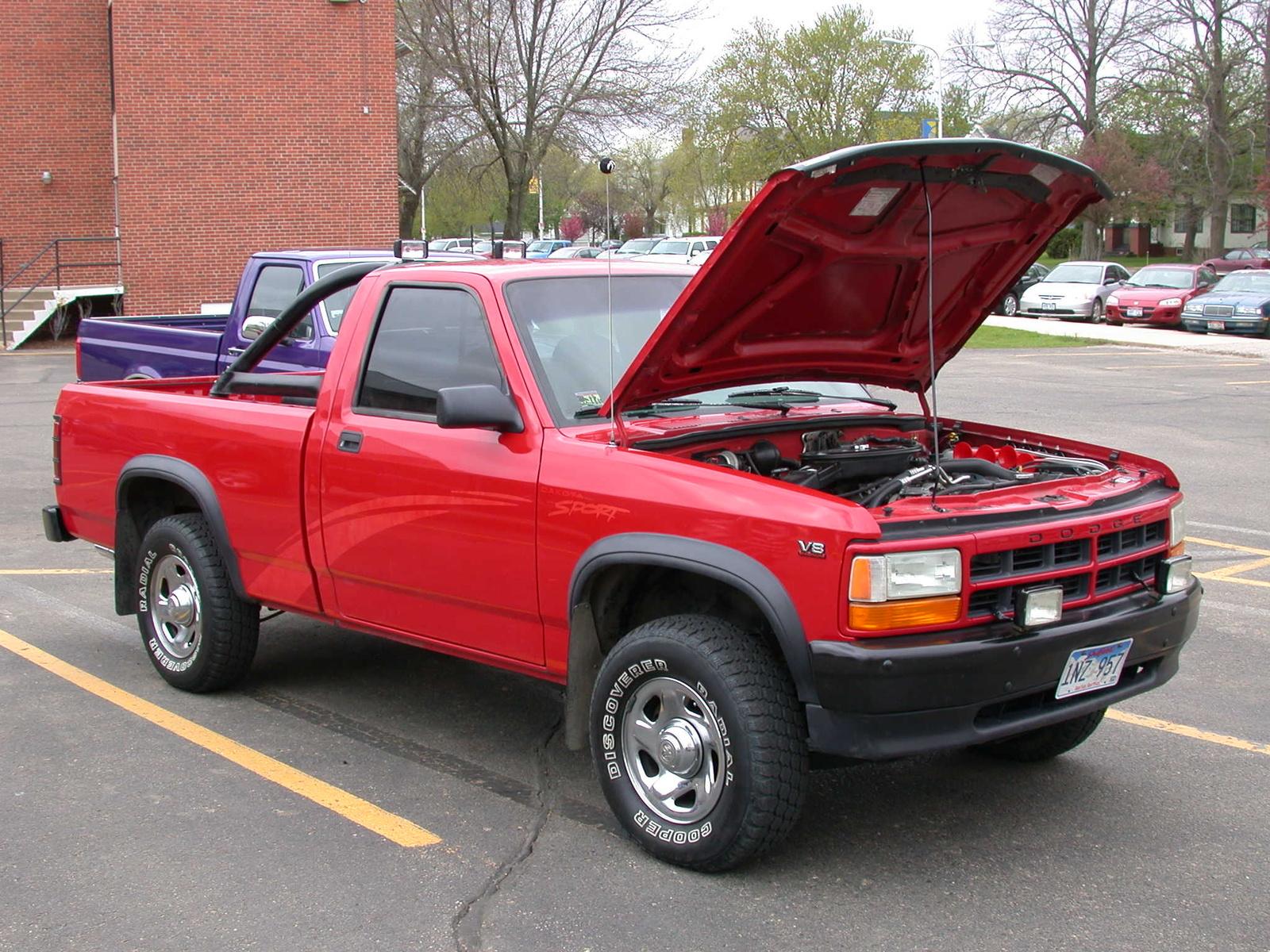Used Toyota Tacoma For Sale Cargurus >> 1996 Dodge Dakota - Other Pictures - CarGurus