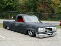 Picture of 1991 Ford Ranger Custom Standard Cab SB