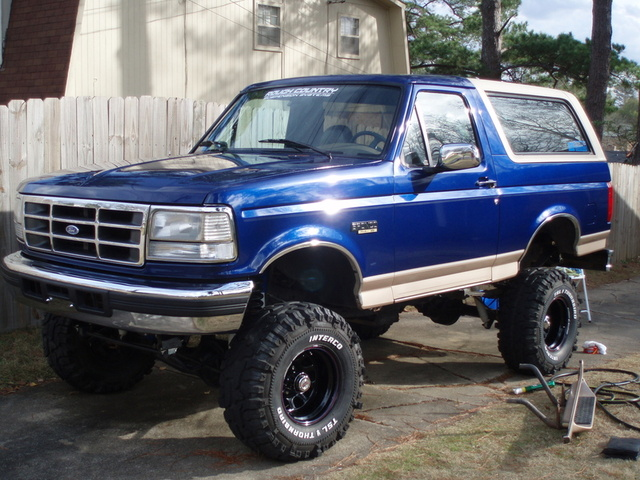 1996 Ford Bronco - Overview - CarGurus