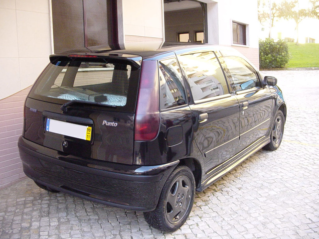 1996 fiat punto other pictures cargurus. Black Bedroom Furniture Sets. Home Design Ideas