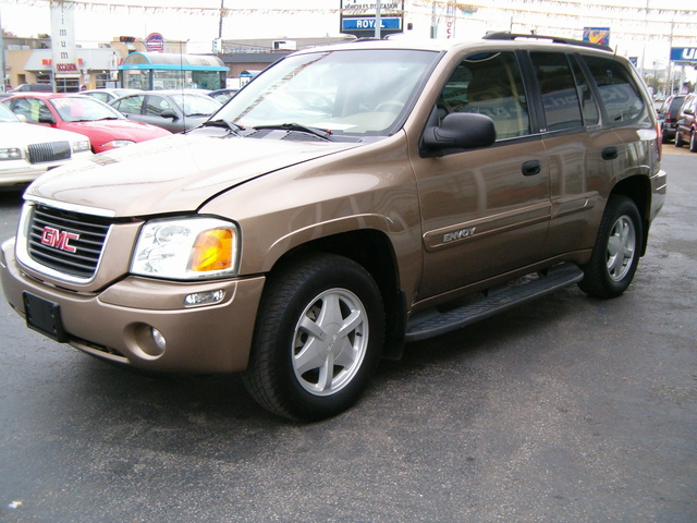 Picture of 2003 GMC Envoy 4 Dr SLE 4WD SUV