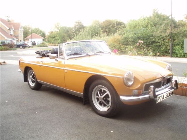 1974 Mg Mgb Roadster Pictures Cargurus