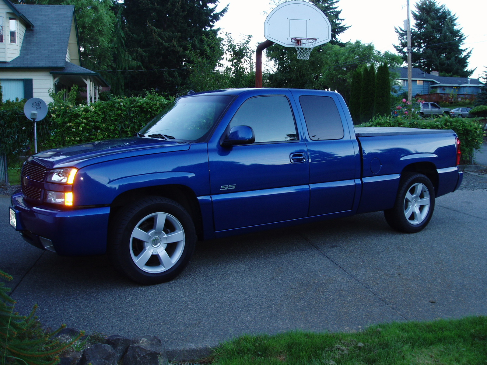 2003 chevrolet silverado 1500 ss other pictures cargurus. Black Bedroom Furniture Sets. Home Design Ideas