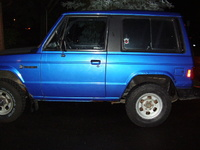 1989 Dodge Raider picture