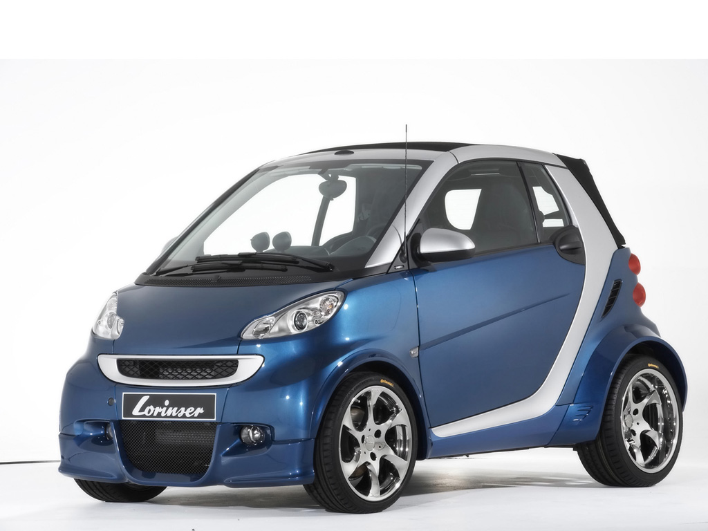 Picture of 2007 smart fortwo