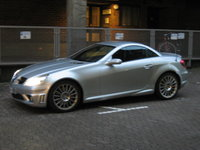 Picture of 2005 Mercedes-Benz SLK-Class SLK 55 AMG, exterior