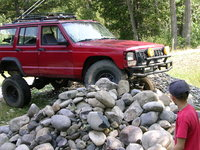 Picture of 1992 Jeep Cherokee 4 Dr Sport 4WD
