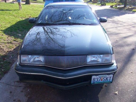 1993 Buick Skylark Custom Sedan, 1993 Buick Skylark 4 Dr Custom Sedan picture