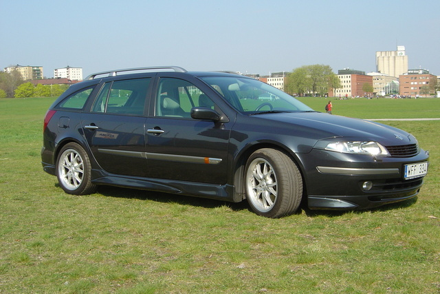 Picture of 2002 Renault Laguna, gallery_worthy
