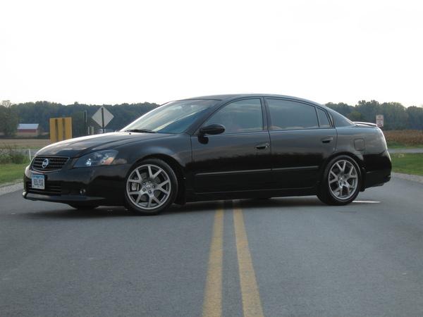 2008 Nissan Altima Ser Car Pictures
